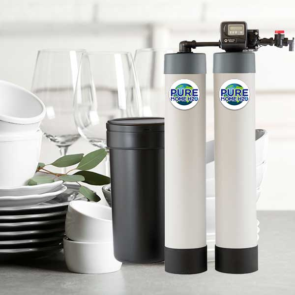 Remove Hardness from Your Water With The Twin Tank Water Softeners