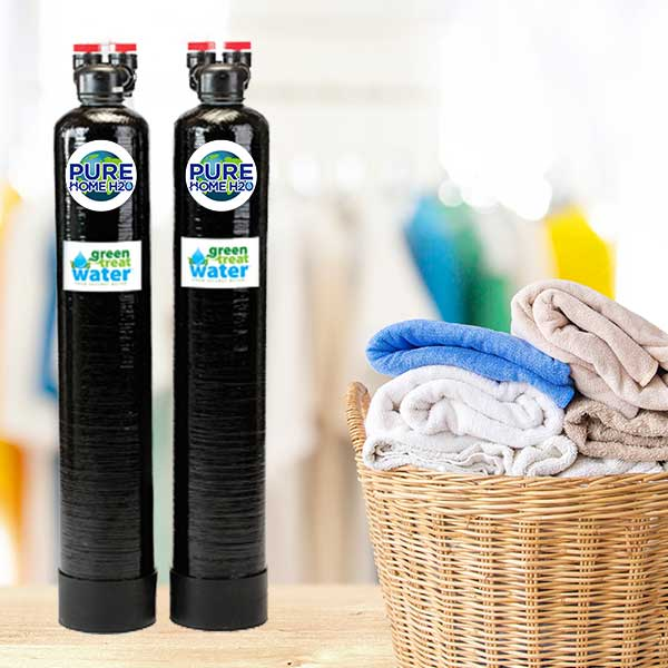Remove Hardness From Your Water With The Green Water Whole house water filtration and conditioning Systems