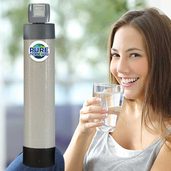 Remove Iron, Sulfur, Manganese From Your Water With The Hydrogen Peroxide Well Water Filtration System