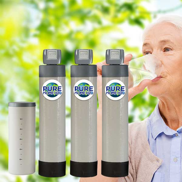 Get Better Water Throughout Your Home With The Matrix Processor Whole House Water Filtration System