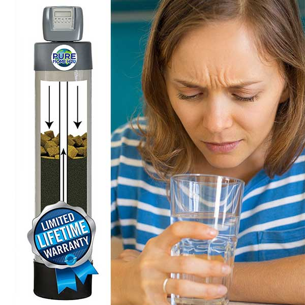 Remove Sulfur From Your Water With The Sulfur Filtration System